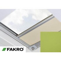 Fakro - ARF/D II 264 - Flat Roof Manual Blackout Blind - Green