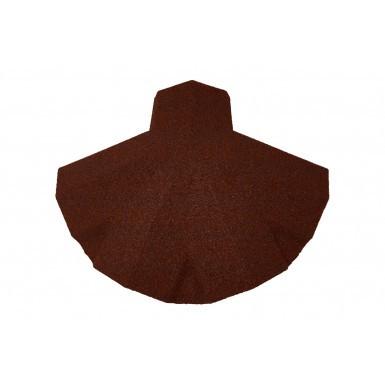 Britmet - 5 Way Top Cap - Rustic Terracotta