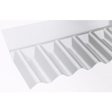 "Vistalux - ASB 3"" Clear PVC Wall Flashing (695mm)"