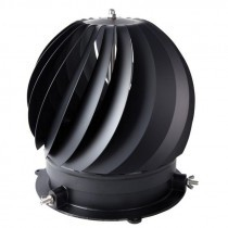 Colt Cowls Rotorvent Ultralite 2 – Lightweight Spinning Chimney Cowl – 160mm to 250mm