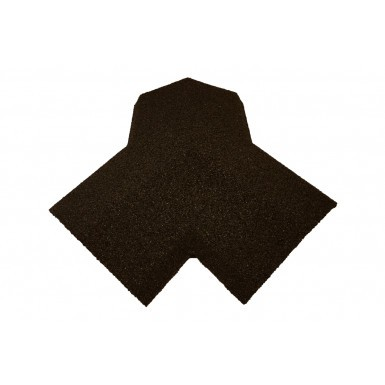 Britmet - 3 Way Top Cap - Bramble Brown