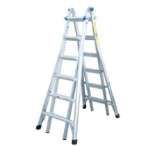 Werner 4 in 1 Telescopic Combination Ladder