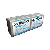 Knauf Insulation - Earthwool DriTherm Cavity Slab - 37 Standard (1200mm x 455mm x 75mm - 4.37m2)