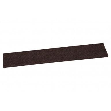 Britmet - Cover Flashing - Rustic Brown (1250mm)