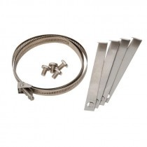Chimney Cowl Universal Strap Fixing Kit