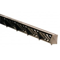 Corovent - 1m Low Profile Overfascia Vent with 10mm Air Gap