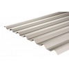 Steel Box Profile Roofing Sheet (34/1000) - PVC Plastisol Coated - 0.5mm / 0.7mm