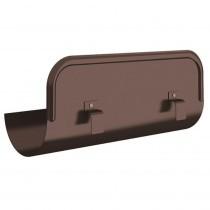 Lindab Steel Guttering - Straight Overflow Protector