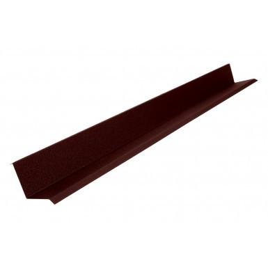 Britmet - Pantile 2000 - Upstand Flashing - Antique Red (2000mm)