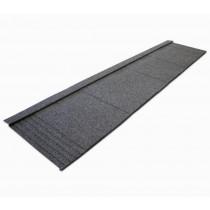 Britmet - Lightweight Metal Roof Shingle - Titanium Grey (End of Line)