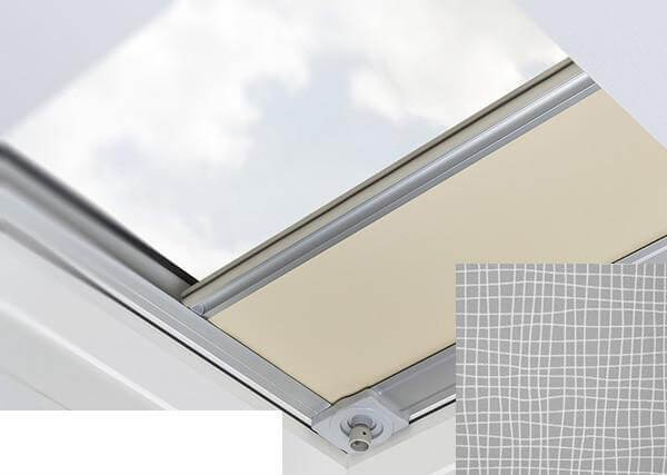 Fakro - ARF/D III 234 - Flat Roof Manual Blackout Blind - Texture 6