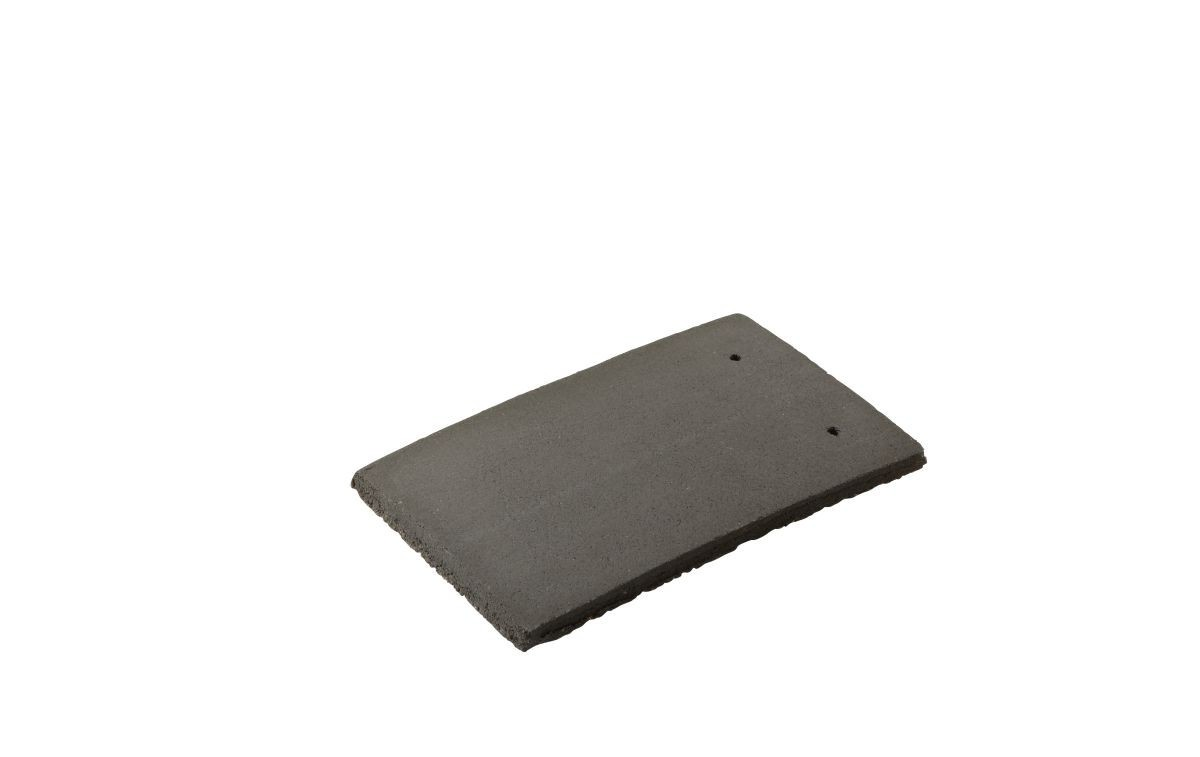 Redland Plain Tile - Concrete Tile - Smooth Breckland Black (6151)