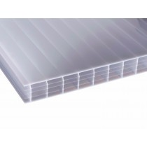 Corotherm 25mm - Sevenwall Polycarbonate Sheet - Opal (4000x800x25mm)
