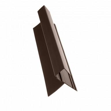 Envirotile - Dry Verge - Dark Brown (3000mm)