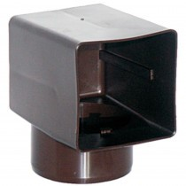 Wallbarn - Right Angle Coupling for Square Spigots