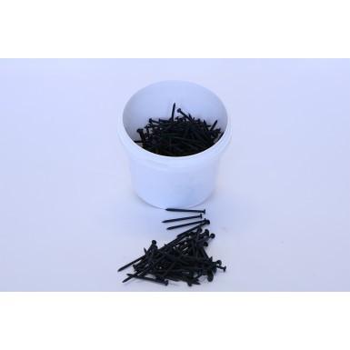 Britmet - Nails - Black (2 KG)