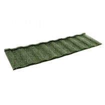 Britmet - Profile 49 - Lightweight Metal Roof Tile - Moss Green (0.45mm)