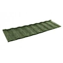 Britmet - Profile 49 Plus - Lightweight Metal Roof Tile - Moss Green (0.9mm)