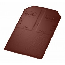 Guardian - Synthetic Slate Tile - Terracotta (Pack of 22)