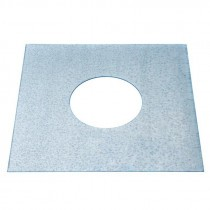 Flexiwall Flue Liner Fixing Plate - 125mm to 150mm