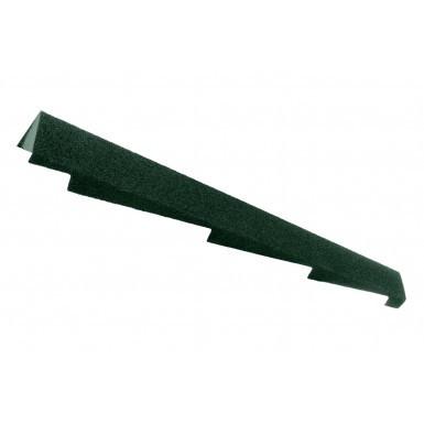 Britmet - Right Hand Barge - Tartan Green (1250mm)