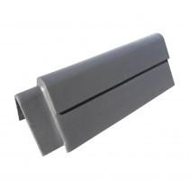 Cembrit Fibre Cement Mono Vented 50° Ridge - 525mm x 250mm