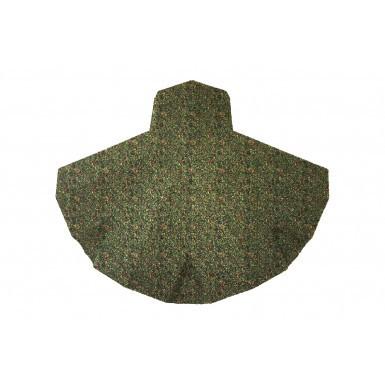 Britmet - 5 Way Top Cap - Moss Green
