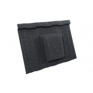 Britmet - Ultratile - Air Vent Tile - Titanium Grey