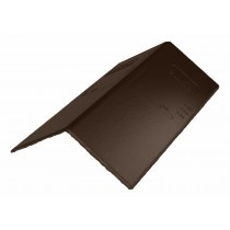 Guardian - Synthetic Slate - Ridge & Hip - Brown (Pack of 24)