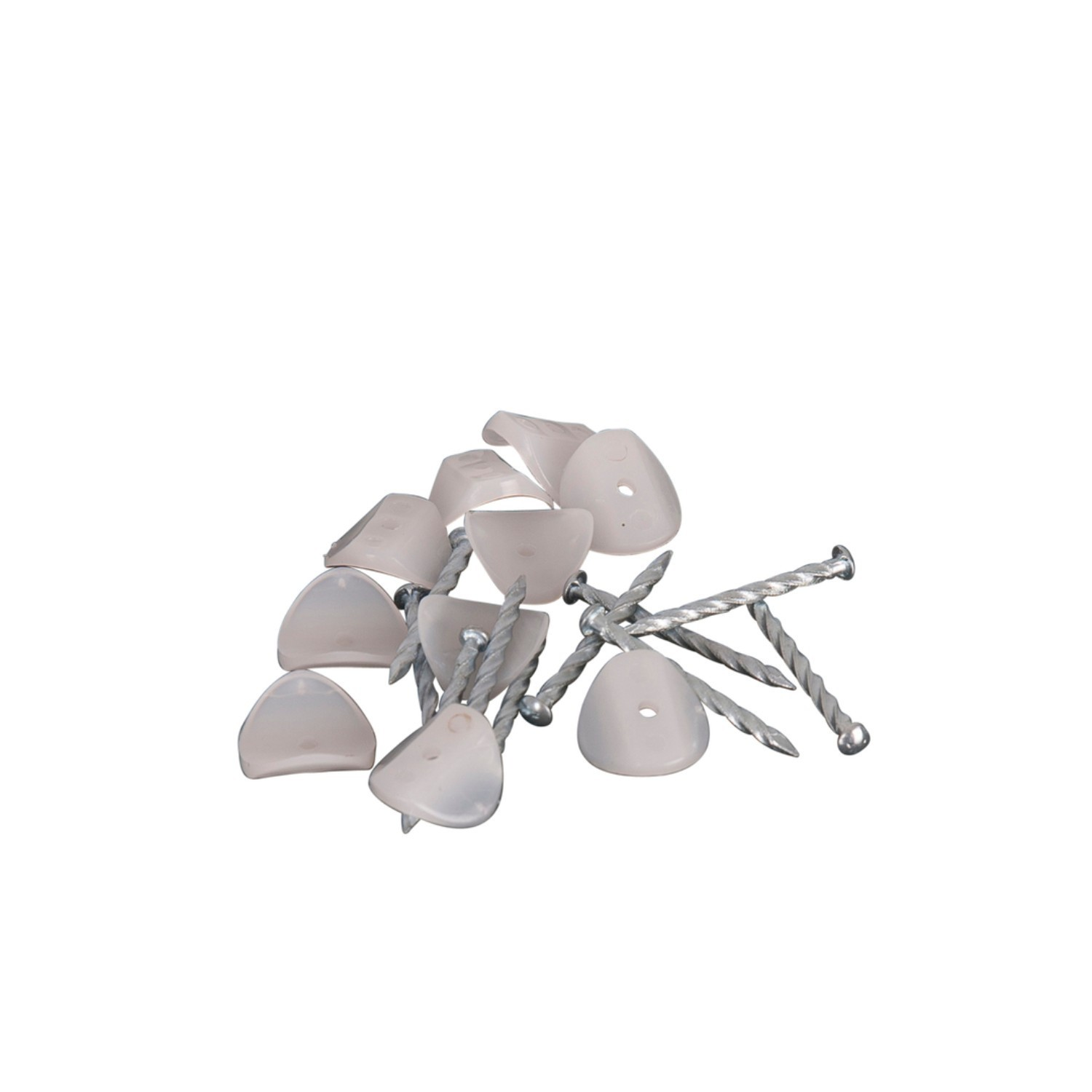 Corolux - Mini Corrugated PVC Roof Fixings (Pack of 10)