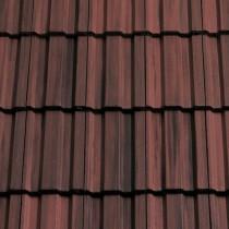 Sandtoft Standard Pattern - Concrete Tile - Smooth Rustic