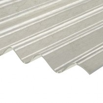 Corrapol GRP - Corrugated Sheet - Translucent (950mm x 2000mm x 0.8mm)