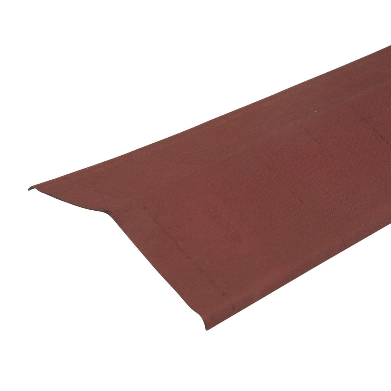 Onduline Verge 1000mm Long Bitumen Roof Sheets Various Colours