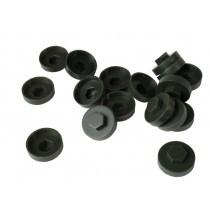 Pan Tile Profile - 5/16th TEK Screw Colour Caps - Pack of 100