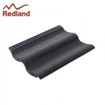 Redland Grovebury Tile - Concrete Tile - Smooth Breckland Black (5741)