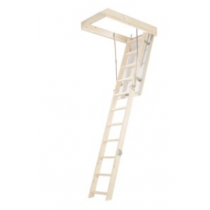 Werner 2.8m Timber Loft Ladder Kit