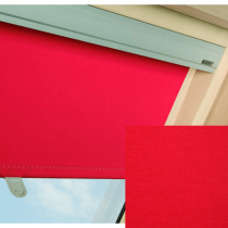 Fakro - ARS I 247 - Standard Manual Roller Blind - Red