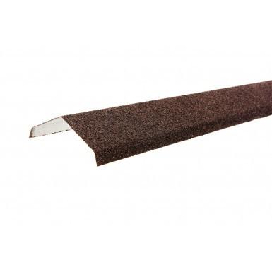 Britmet - Angle Hip - Rustic Brown (1250mm)