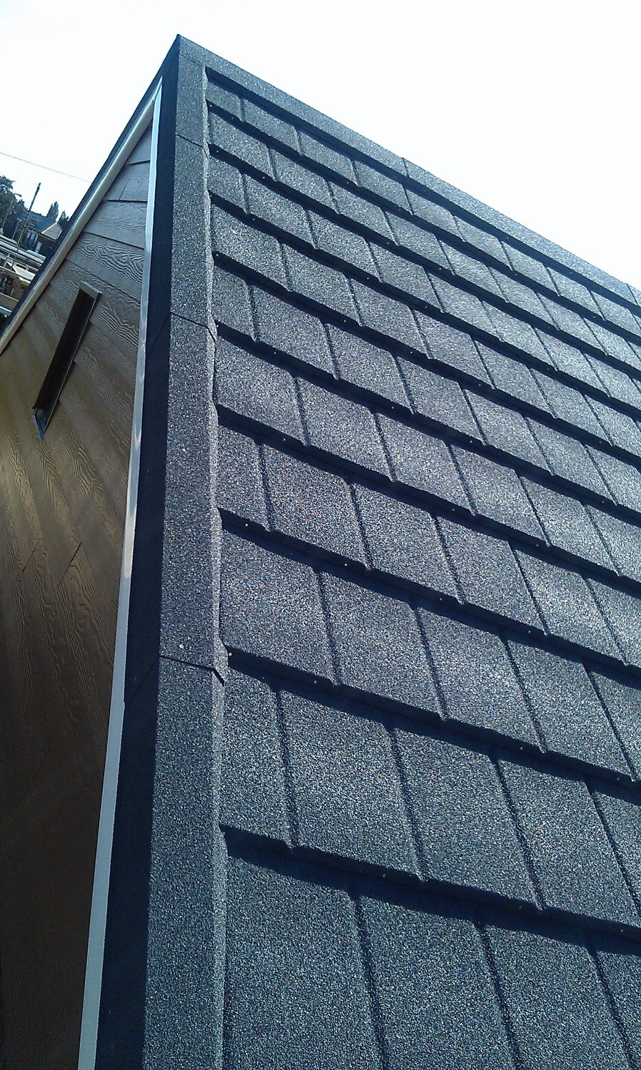 Britmet Slate 2000 Lightweight Metal Roof Tile Moss