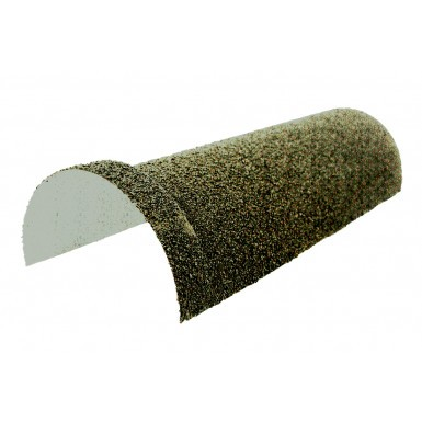 Britmet - Barrel Hip - Moss Green (410mm)