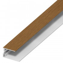 Soffit Board Wall Trim - 30mm - Oak (5m)