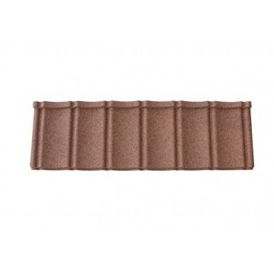 Lightweight Tiles - Granulated Tile - Brown