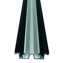 Alukap-XR - Aluminium Valley Bar - White