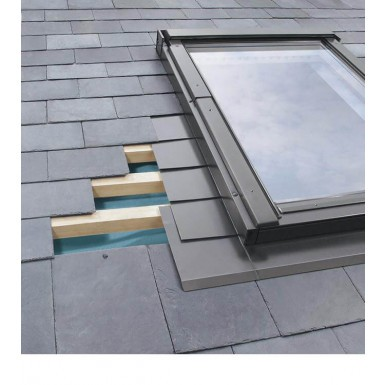 Fakro - Flashing For Side Hung Escape Window - Slate Up To 8mm Thick [ELW]