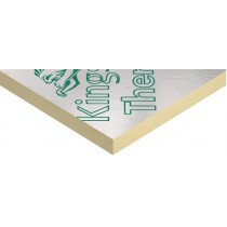 Kingspan - Thermawall High Performance Wall Insulation Board (2400mm x 1200mm x 75mm)
