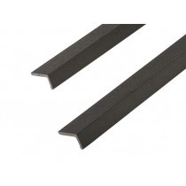 Composite Decking - 'L' Shape Corner Trim - 2.2m x 37mm x 62mm