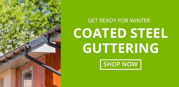 Steel Guttering Systems