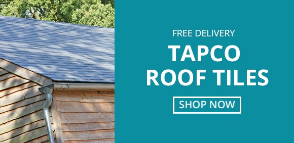 Free Delivery on Tapco Roof Tiles