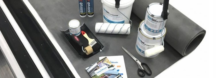 EPDM Roof Kits